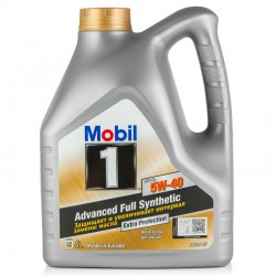 Масло Mobil 1 5w40 (4л)